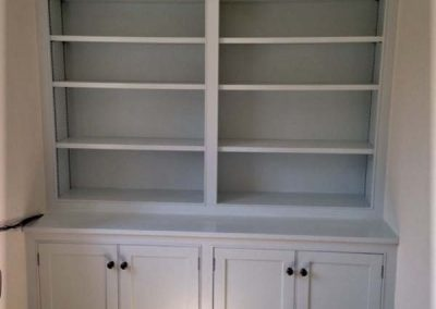 BESPOKE PAINTED BOOKCASE 4